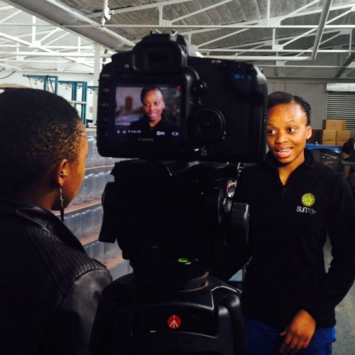 JoburgToday Interview about alternative light source during load shedding with Consol Solar Jars