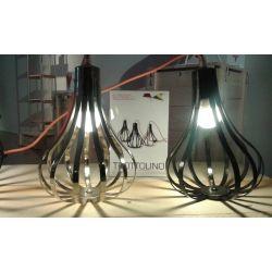 TROTTOLINO . Lamp Design . Iron Abat Jour . 477