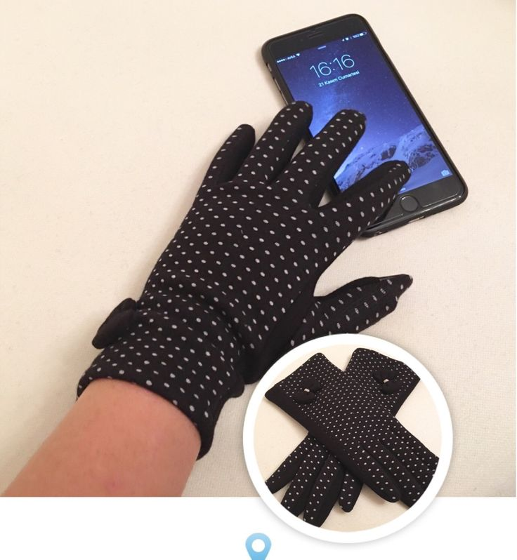 A personal favorite from my Etsy shop https://www.etsy.com/listing/257338710/touch-screen-gloves-for-women-with-bow