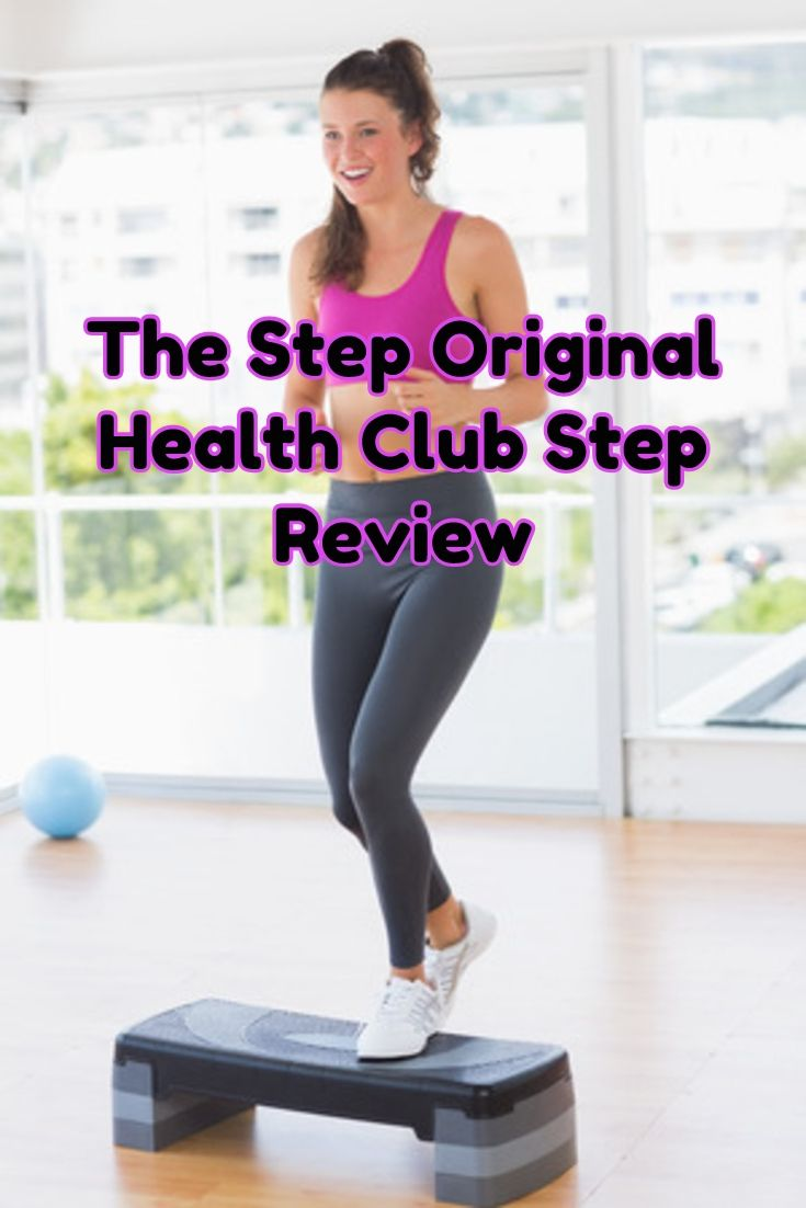 The #StepOriginalHealthClubStep is used in gymnasiums world-wide.  As the name suggests, it was the first piece of fitness equipment of its type, and it remains as popular today as it was back in the 80s.