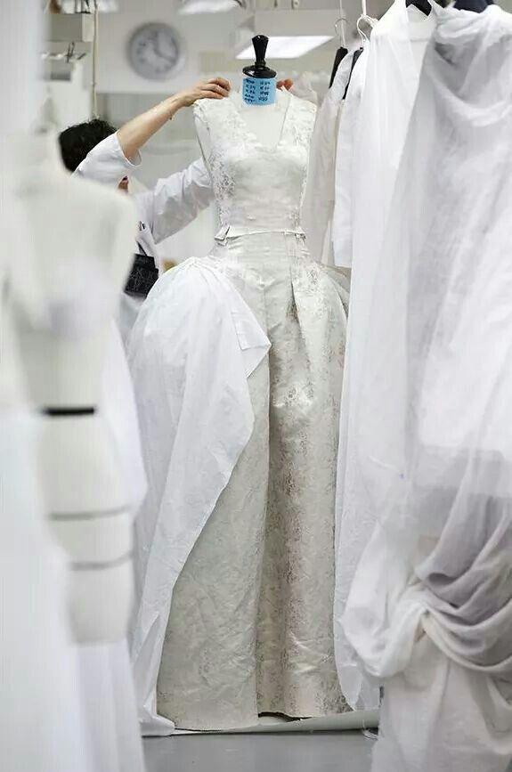 { Christian Dior Atelier Haute Couture * FW 2014-15 }