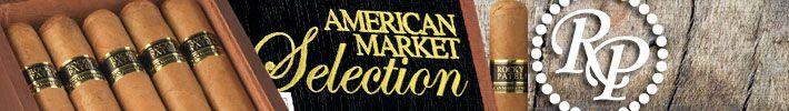 Rocky Patel American Market Selection-Super Sixty