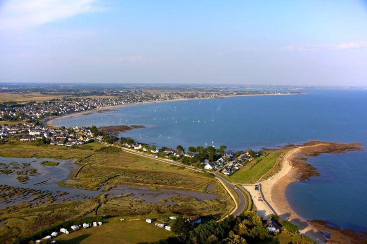 Penerf peninsula on Damgan (Morbihan - France). Have a good day !
