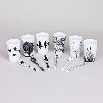 les 25 meilleures id es de la cat gorie tasses sur pinterest tasses tasses caf et tasses. Black Bedroom Furniture Sets. Home Design Ideas
