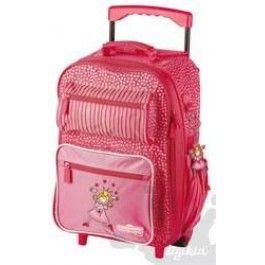Kindertrolley Sigikid de roze prinses (61,5 EUR)