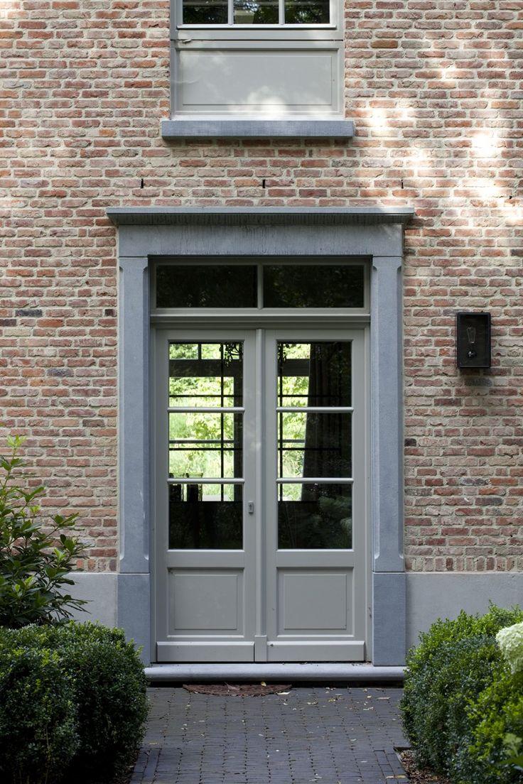 100 best images about deur en poort on pinterest blue for Interieur garage