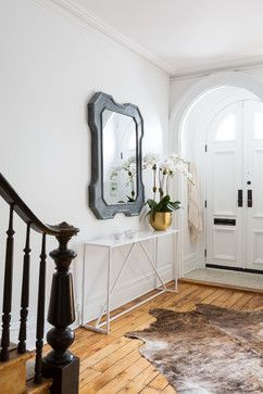 Small Spaces, Big Moments || Park Slope Townhouse - Entry || Chango & Co.