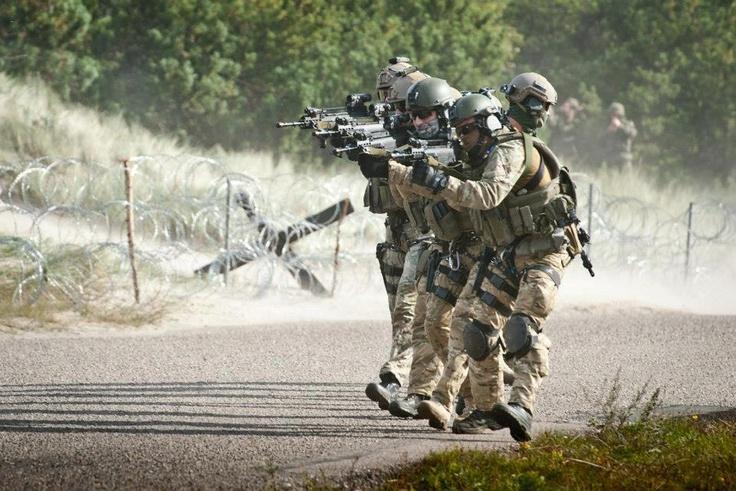Polish Navy Special Forces (FORMOZA)