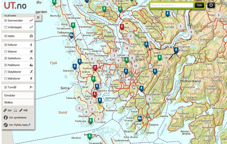 """Si vous aimez la Norvège et la randonnée, vous aimerez sans doute randonner en Norvège. Et les questions qui se poseront très vite sont """"Y a-t-il des randonnées là où on va ? où trouver les cartes topographiques ?"""". Depuis la France, les seules cartes que vous trouverez facilement sont des cartes routières, et il..."""