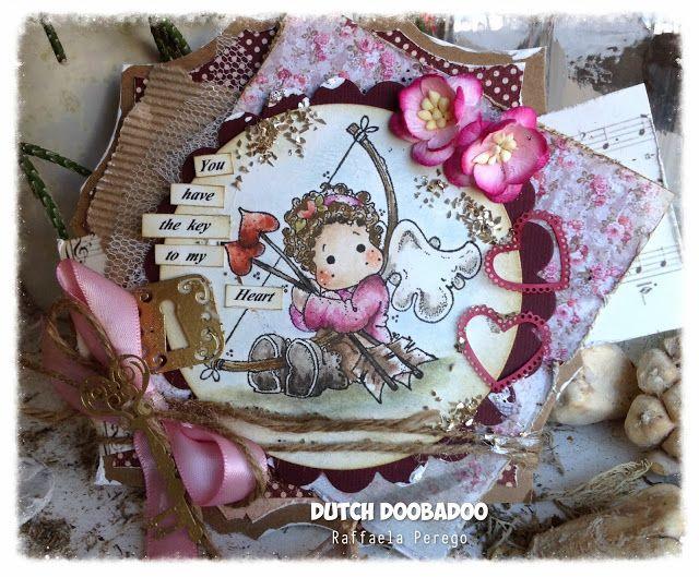 472.948.009 Dutch Paper Art Keys door Raffaela Perego
