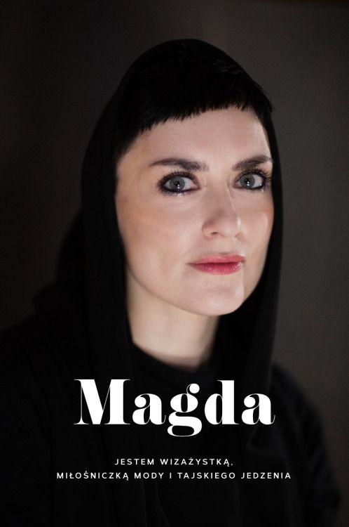 oprawa graficzna: MAGDA PILACZYŃSKA http://magdapilka.com photo: SZYMON BRZÓSKAhttp://stylestalker.net