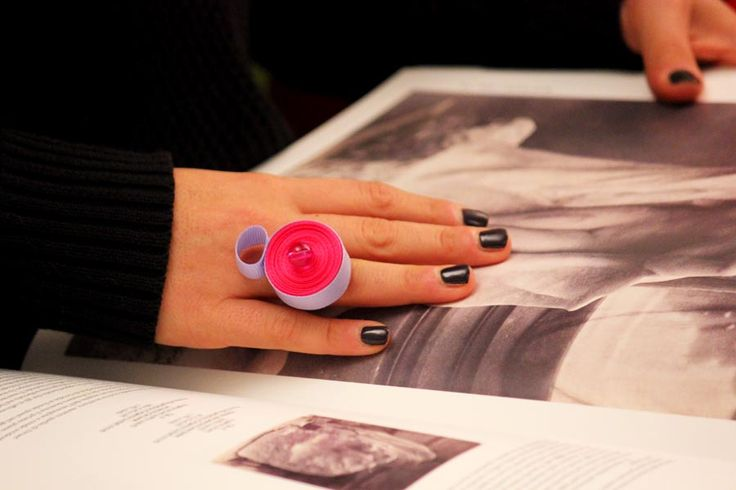 bigiotteria online - Floral collection ring - www.scicche.it