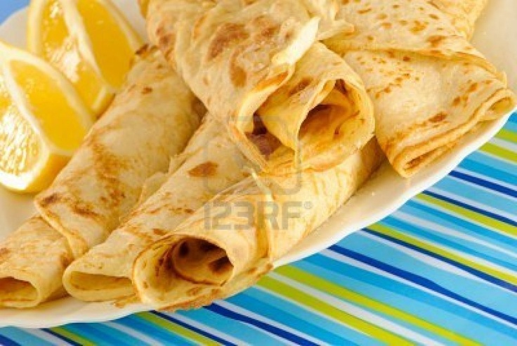 Get your frying pans ready, February 21 is Shrove Tuesday. And for me, it has to be lemon and sugar...