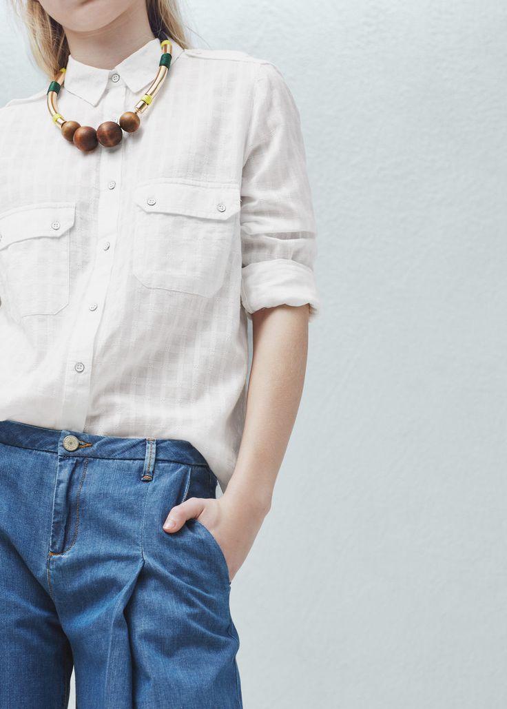 Рубашка BIBOUX EXCLUSIVITE BRAND BOUTIQUE