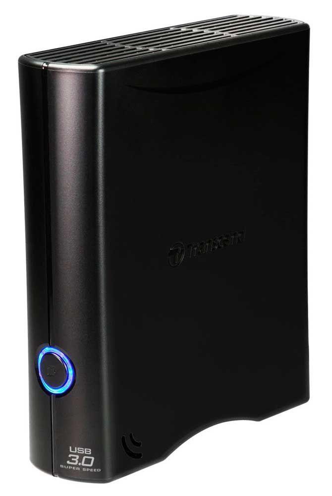 Transcend StoreJet 35T3 (USB 3.0) 3TB | HDD Externo  - Compra siempre al mejor precio en todoparaelpc.es. Tenemos las mejores ofertas de internet
