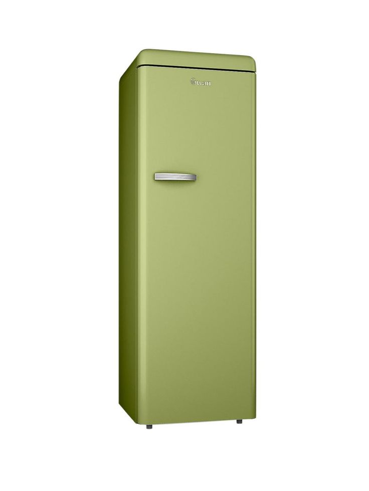 Swan Retro Tall Larder Fridge - Green, http://www.very.co.uk/swan-sr11050-60cm-retro-tall-larder-fridge-green/1406052353.prd