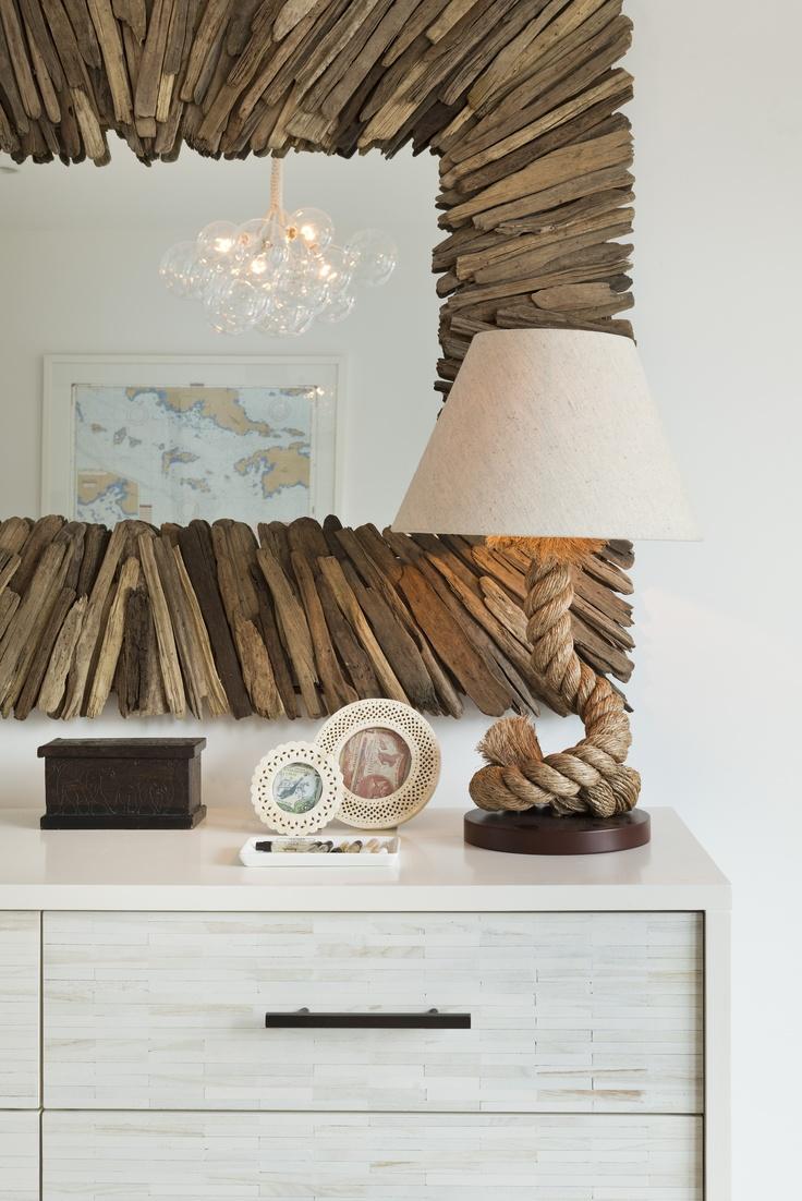 bedroom details #driftwood