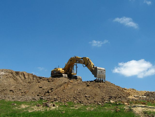 Great Construction Heavy Equipment Used in Almost Every Construction Project