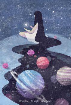 Buscando el cosmos                                                       …