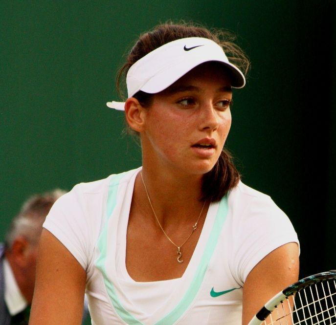 İpek Soylu - Tenis (ABD Açık Genç Çiftler Şampiyonu)