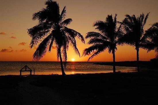 Melia Buenavista: Beautiful sunset