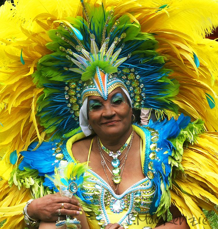 500px / Notting Hill Carnival by Philip MacLoud