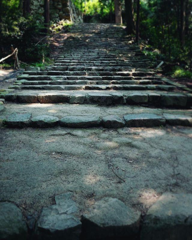 Azuchi Castle … 🇯🇵Japan 📷 shiga 🔹Aug-2016🔹 … 安土城址 夏の近江散歩 … #yuki56shiga ✨ … 🏯 #yuki56castle 🏯