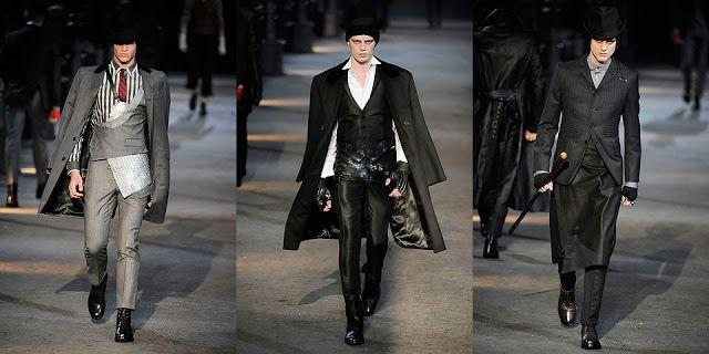 Homem Vitoriano Moderno by McQueen