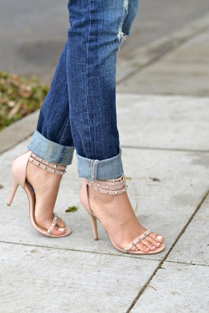 Raelynn Strappy Heel By Steve Madden Cute Blog As Well Restyle Restore Rejoice My Style Pinterest Steve Madden And Fashion