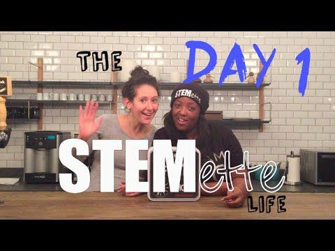 We're showing the next generation that girls do Science too. Join Us. | Stemettes