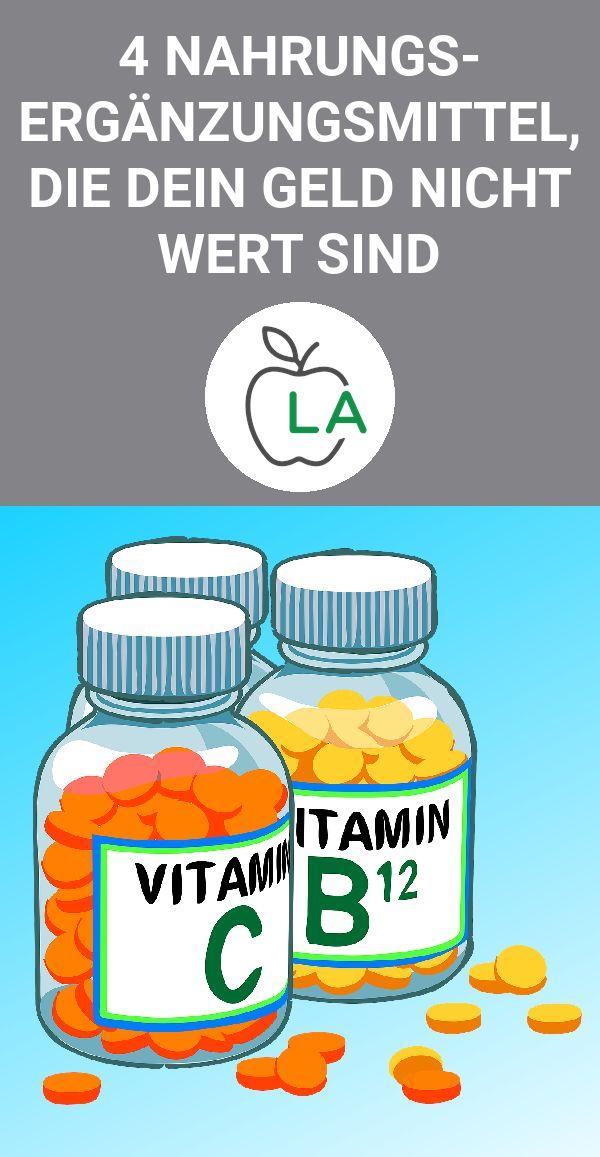 welche nahrungsergänzungsmittel helfen beim abnehmen