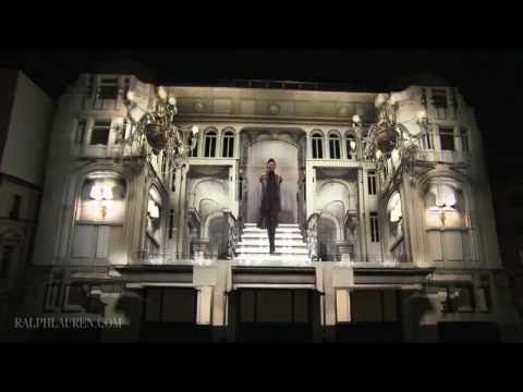 Ralph Lauren 4D Projection Mapping Experience