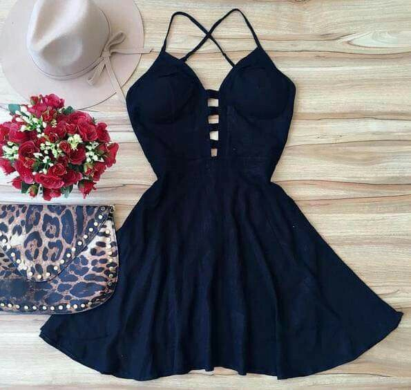 Beautiful #black #basic