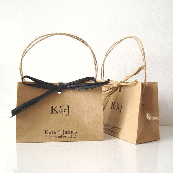 Nice & Simple small paper bags