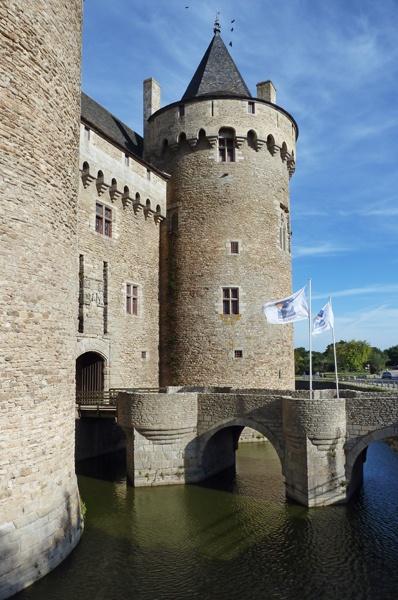 Château de Suscinio, 56 morbihan France