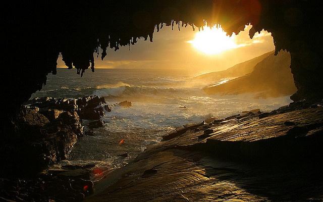 Admirals Arch, Kangaroo Island by John White