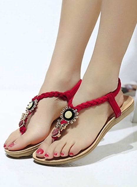 Flat SandalsFeet Girls Ladies Fancy Ladies Fancy bfg7Y6yv