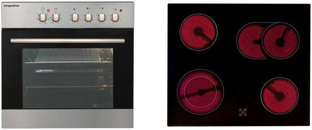 Küchenzeile mit E-Geräten »Winkelküche RP260«, Breite 260 cm