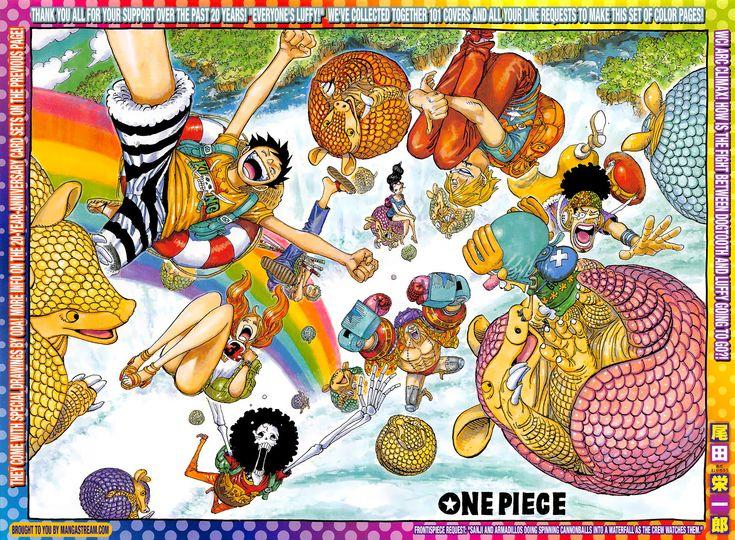 One Piece Chương 886 - Truyentranhlh.com