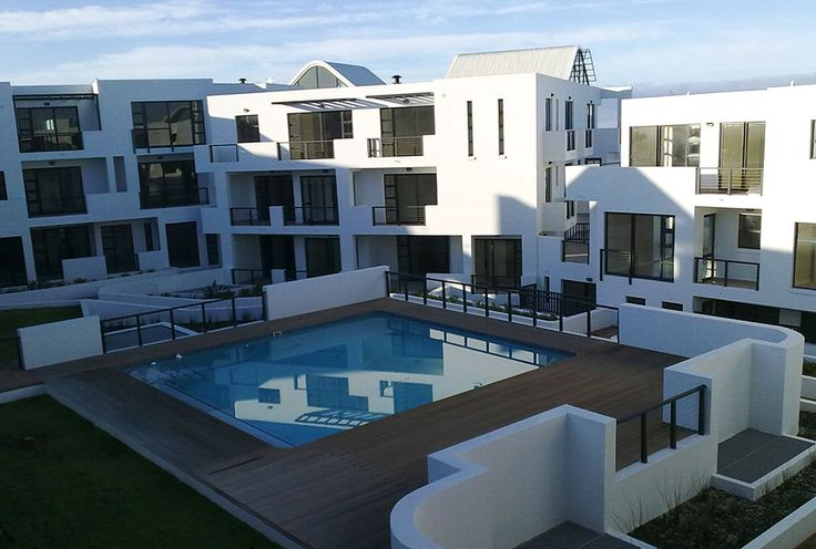 Pardis Bay |  Big Bay, Cape Town, South Africa. #architecture #beachfront_properties