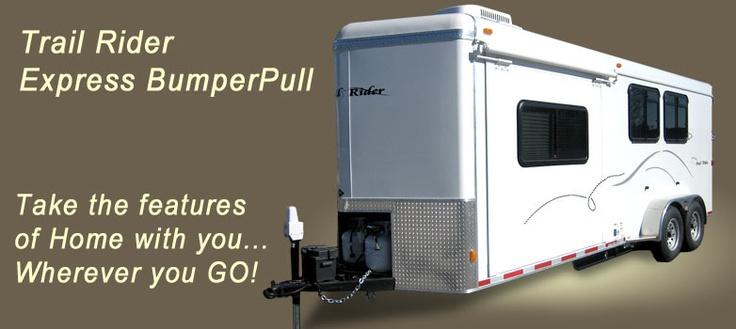 Hart Trailers Blog custom 2 horse bumper pull (With
