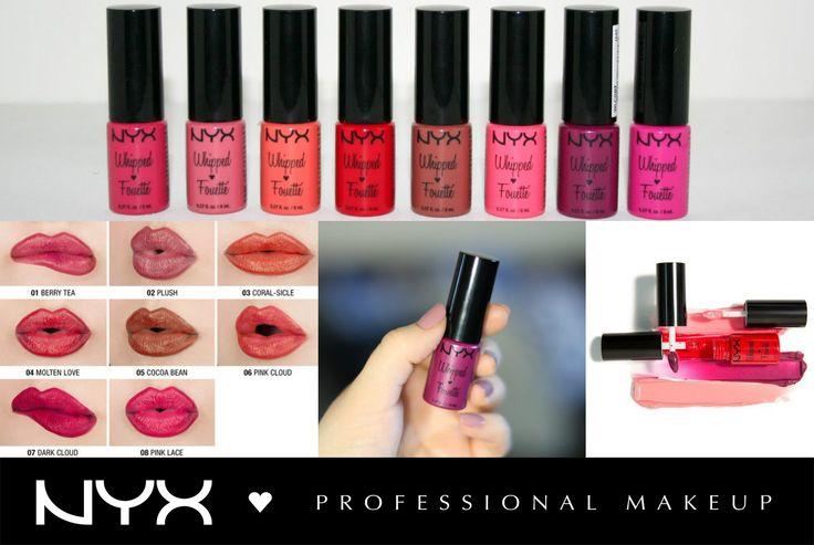 Μας αρέσουν τα πολυχρηστικά προϊόντα! Με τα NYX Whipped Lip & Cheek Soufflé μπορούμε να δώσουμε εύκολα και γρήγορα χρώμα στα χείλη και στα μάγουλα μας!