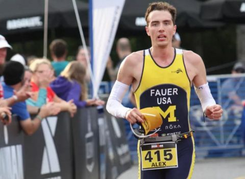 Saved by triathlon -- a #ClubSports athlete shares his story.
