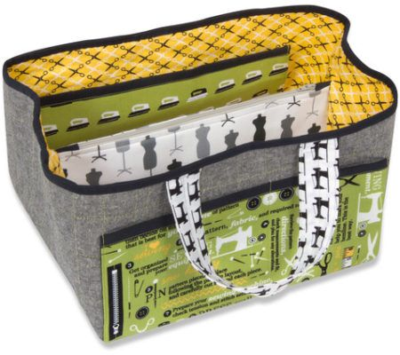Sewing Caddy Organizer Free Pattern