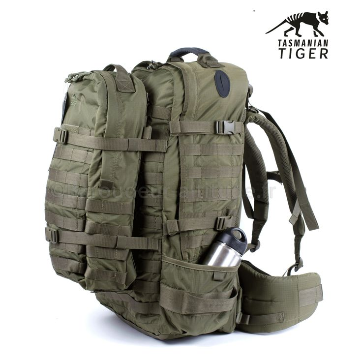 Sac à dos 2 in 1 Pack Tasmanian Tiger 45 +15 litres - Baroudeur Altitude