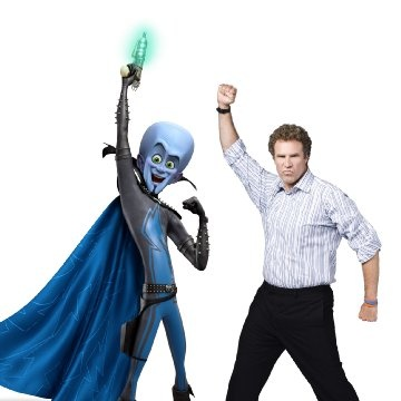 Will Ferrell in Megamind