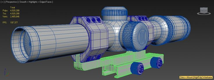 FAQ: How u model dem shapes? Hands-on mini-tuts for mechanical sub-d AKA ADD MORE GEO - Page 153 - Polycount Forum