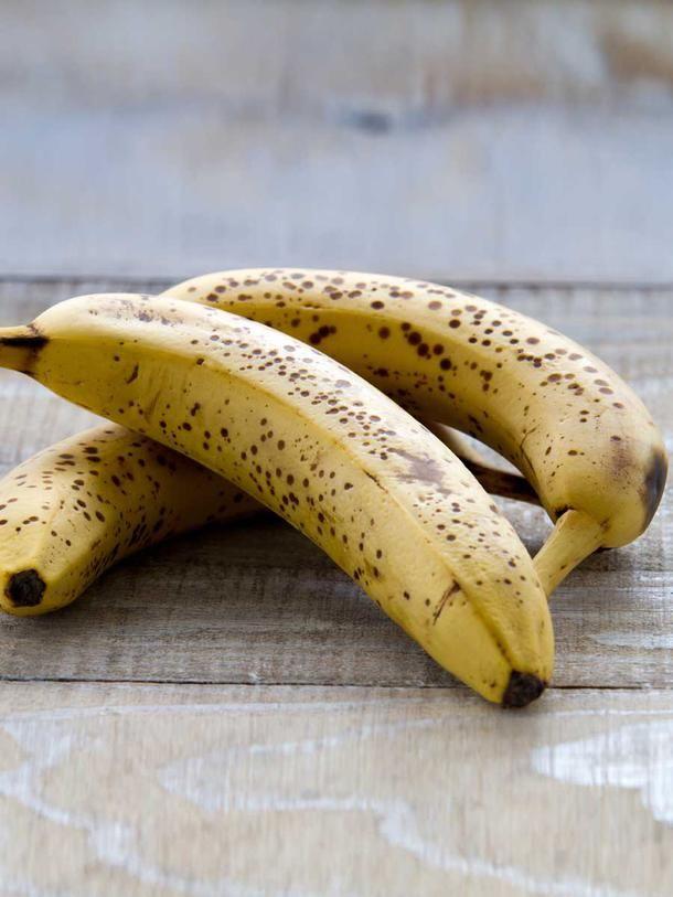 Darum sind reife Bananen mit braunen Flecken so gesund