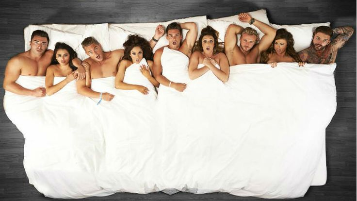 Geordie Shore will be boring now Gaz has got a gf, says Vicky