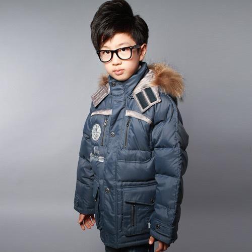 Hooded Button Winter Jacket | Furrple